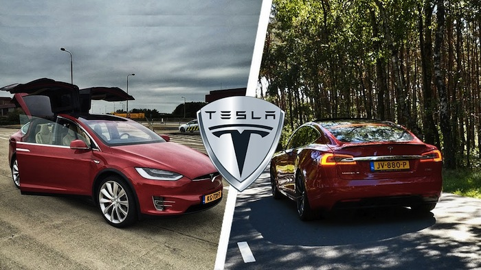 Tesla Model S and Model X at TiEcon Southwest 2017