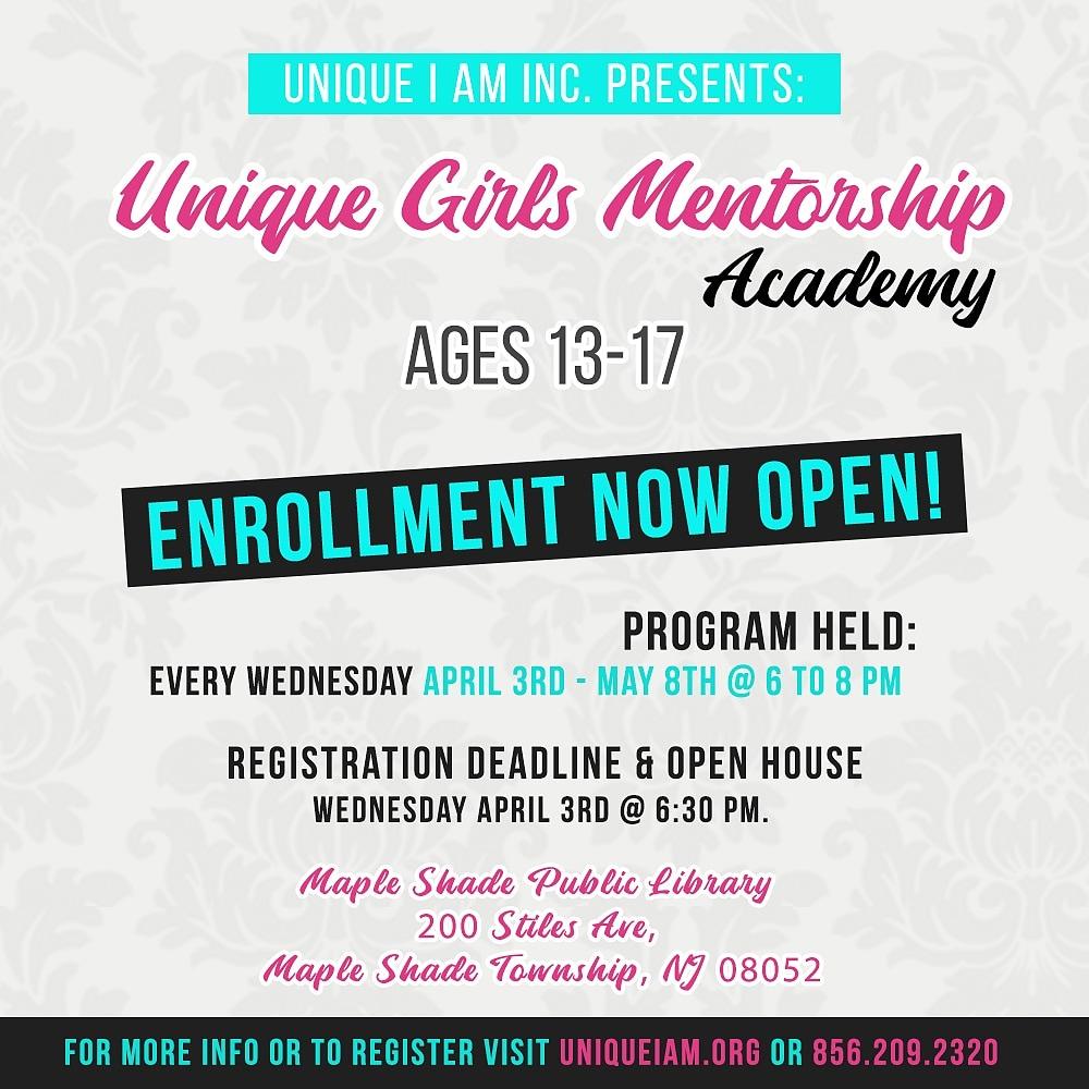Unique Girls Mentorship Academy