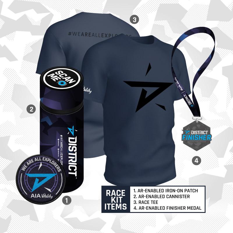 HK Race Kit