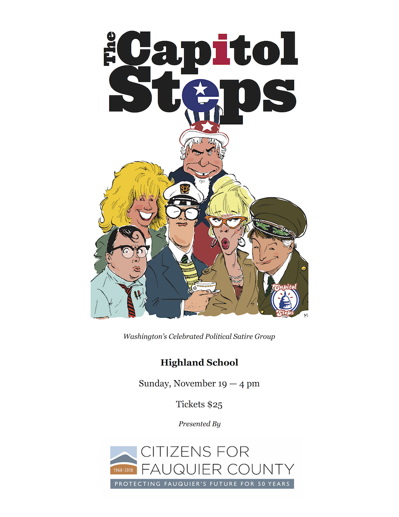 CFFC Presents The Capitol Steps