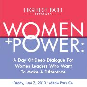 Women & Power Leadership Forum