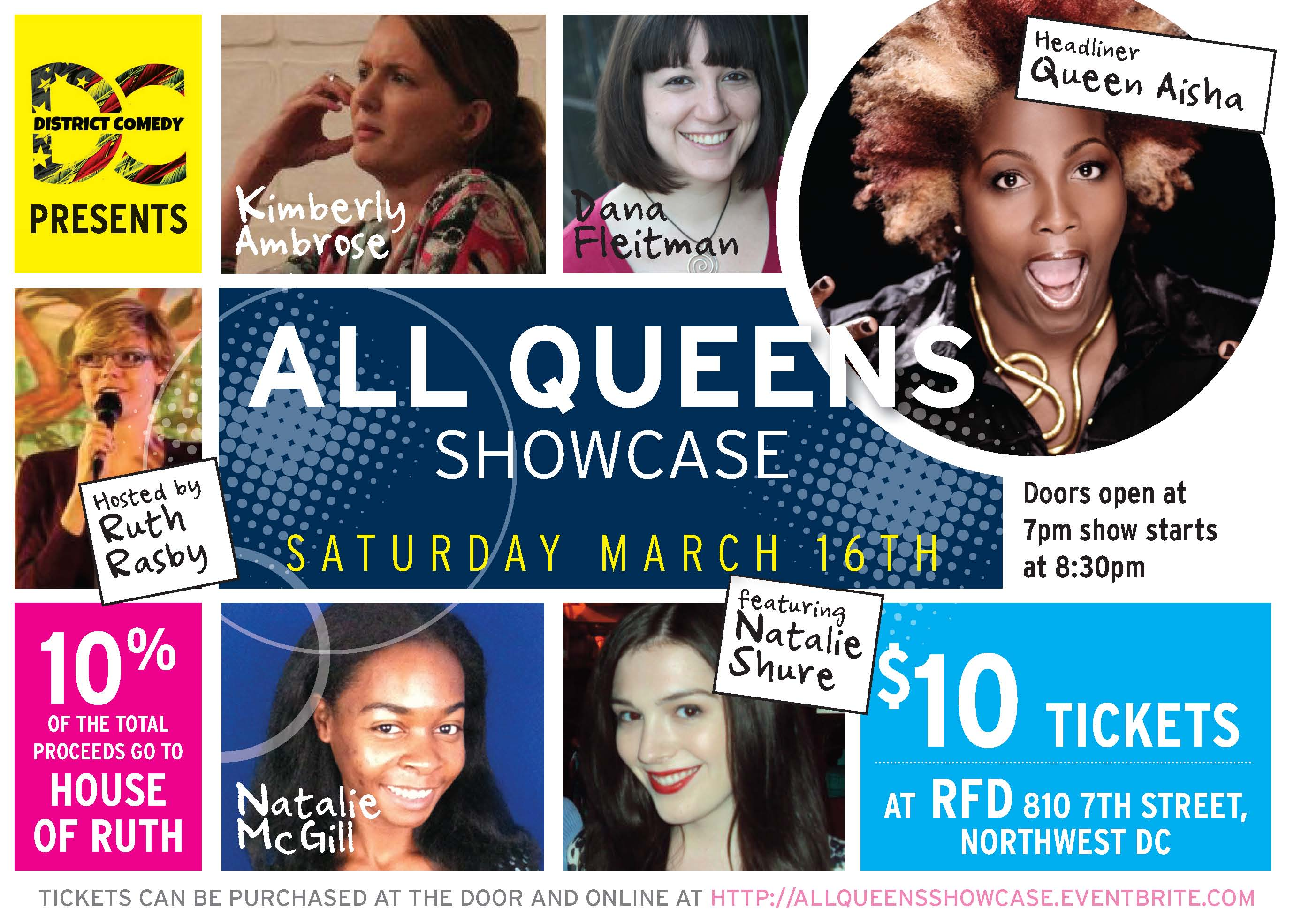 All Queens Showcase
