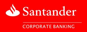 Santander corporate logo