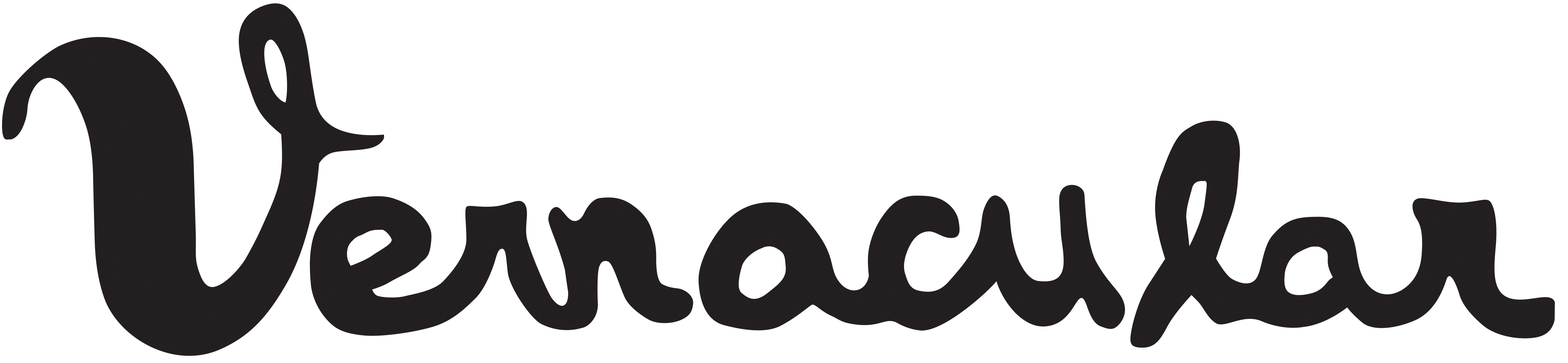 vernacular logo