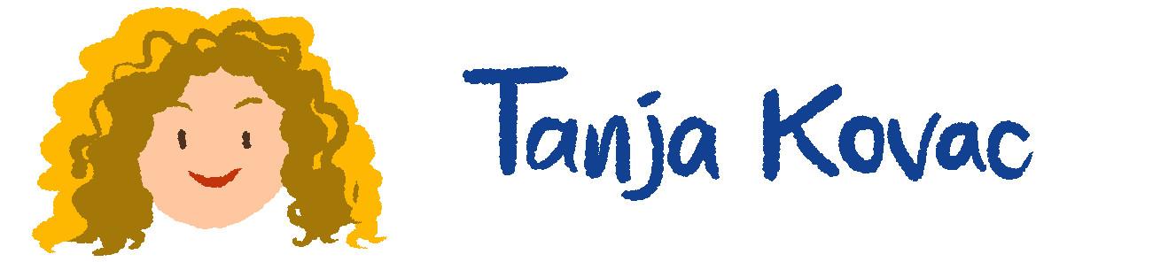 Cartoon of Tanja Kovac