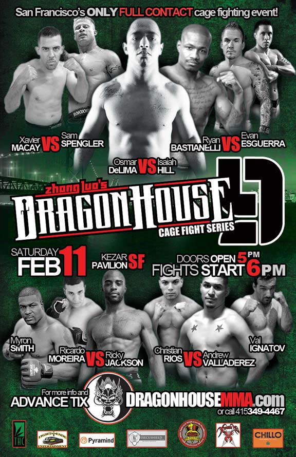 Dragon House 9 Poster
