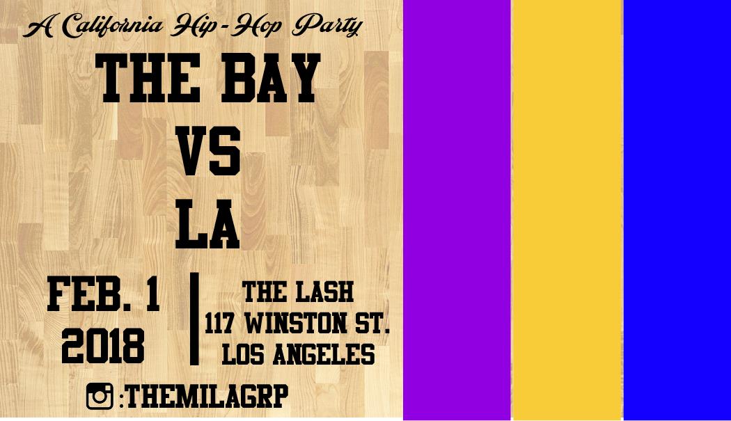 The Bay Vs LA