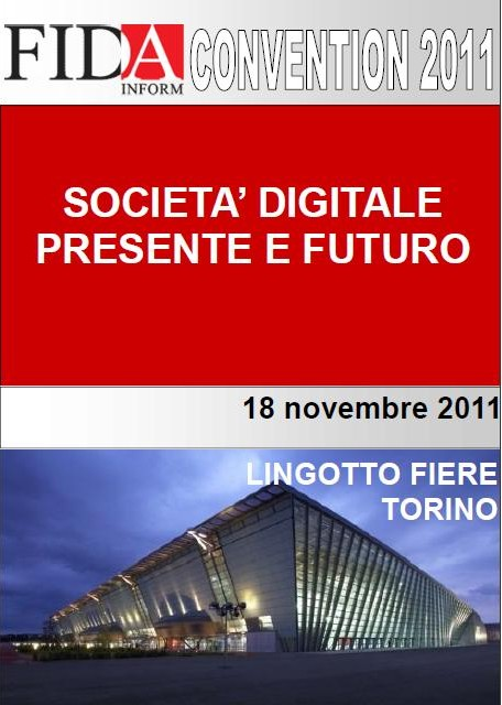 locandina FIDAInform Convention 2011