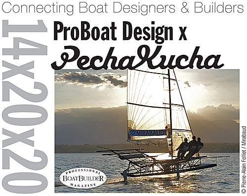 ProBoat Design x PechaKucha