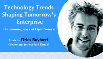 Technology Trends Shaping Tomorrow's Enterprise : A talk by...