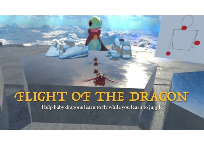 Juggle VR - Flight of the Dragon