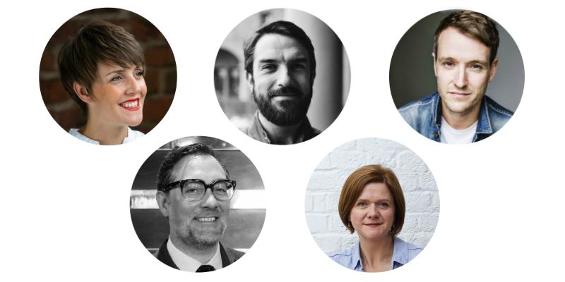 Bruntwood NRB Debate Panel avatars