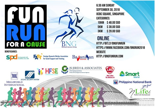 BNG FUN RUN FOR A CAUSE