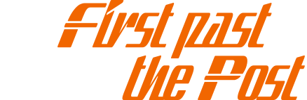 First past the post logo