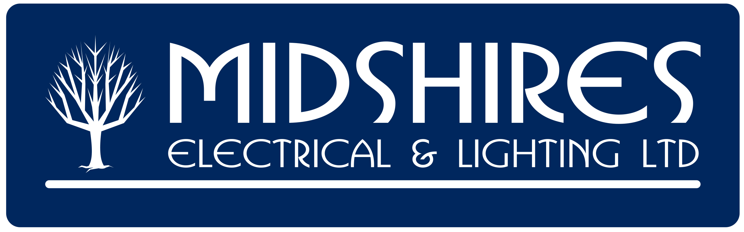 Midshires Electrical & Lighting Ltd Logo