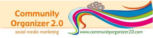Community Organizer Logo