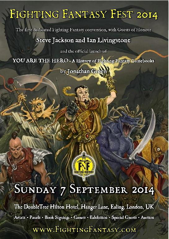 Fighting Fantasy Fest 2014