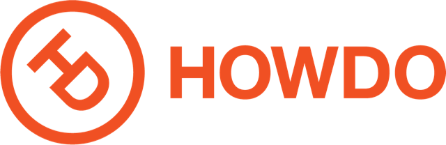 HOWDO logo