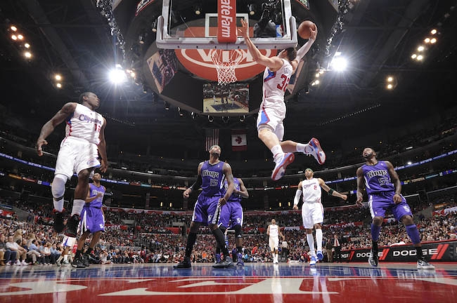 Clippers Vs Kings
