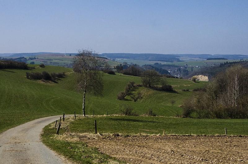 Landschaft Schneifel