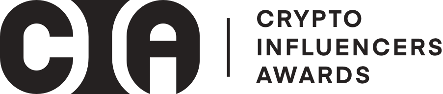 crypto influence award logo