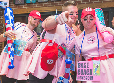 Chicago Baseball Bar Crawl - Cover Your Bases Pub Crawl - TBOX Bar Crawl - Wrigleyville Bar Crawls - Chicago Events - #CYB2019