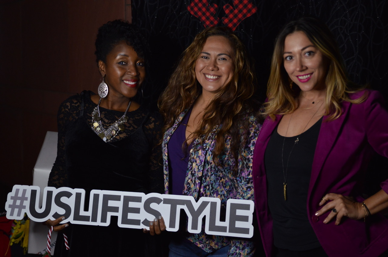 Guest at the US Lifestyle Salon