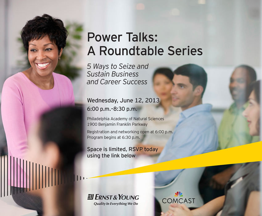 Power Talks: A Roundtable Series - 5 Ways to Seize and ...