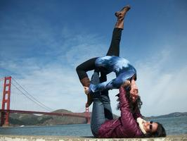 FREE AcroYoga Classes!  at Sports Basement Bryant