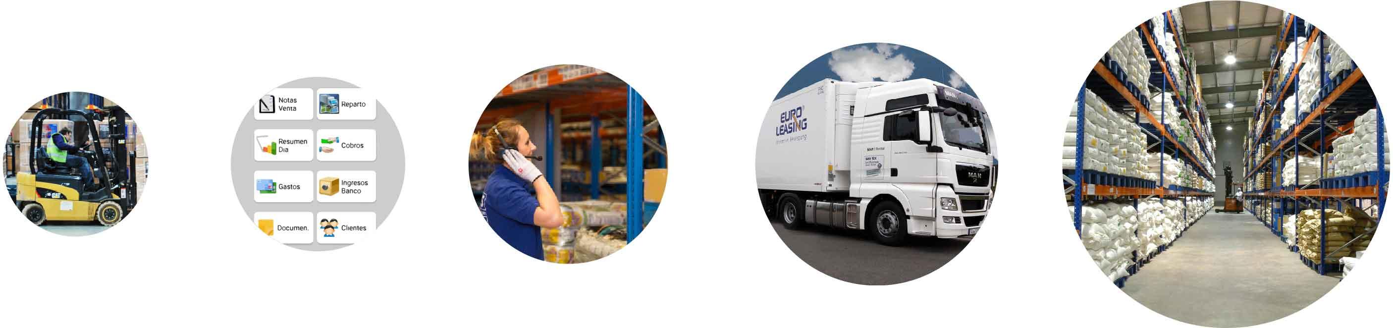 Soluciones profesionales para logística y movilidad