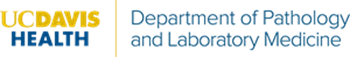 UC Davis Health Pathology Logo