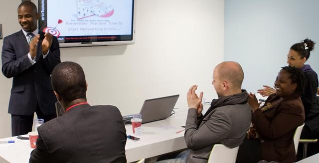 sbc marketing london workshop