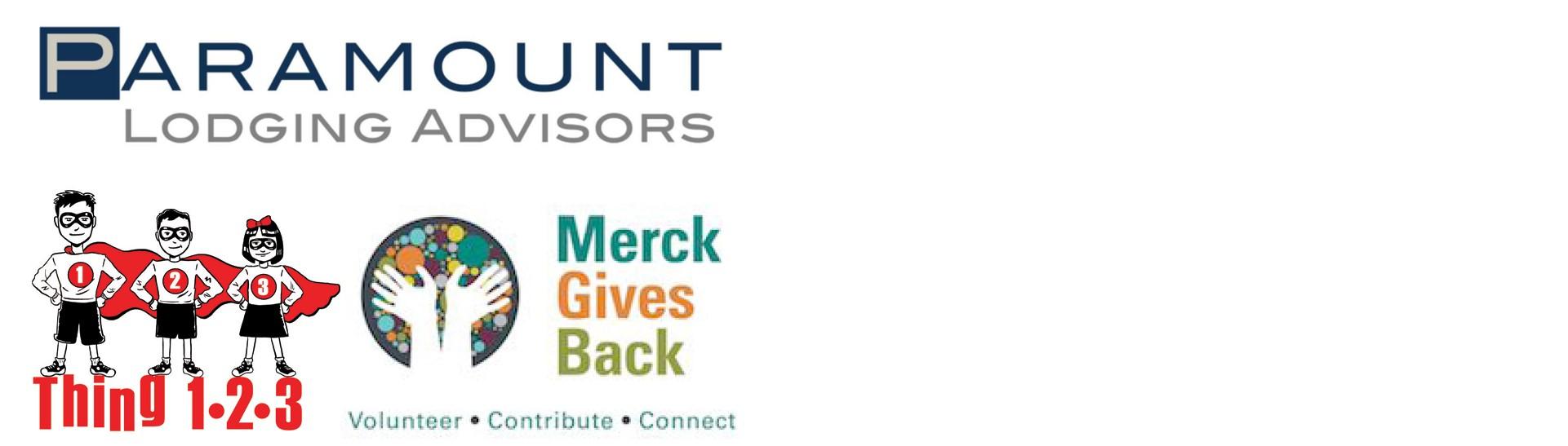 Paramount Lodging Advisors, Merck, Thing 1 2 3