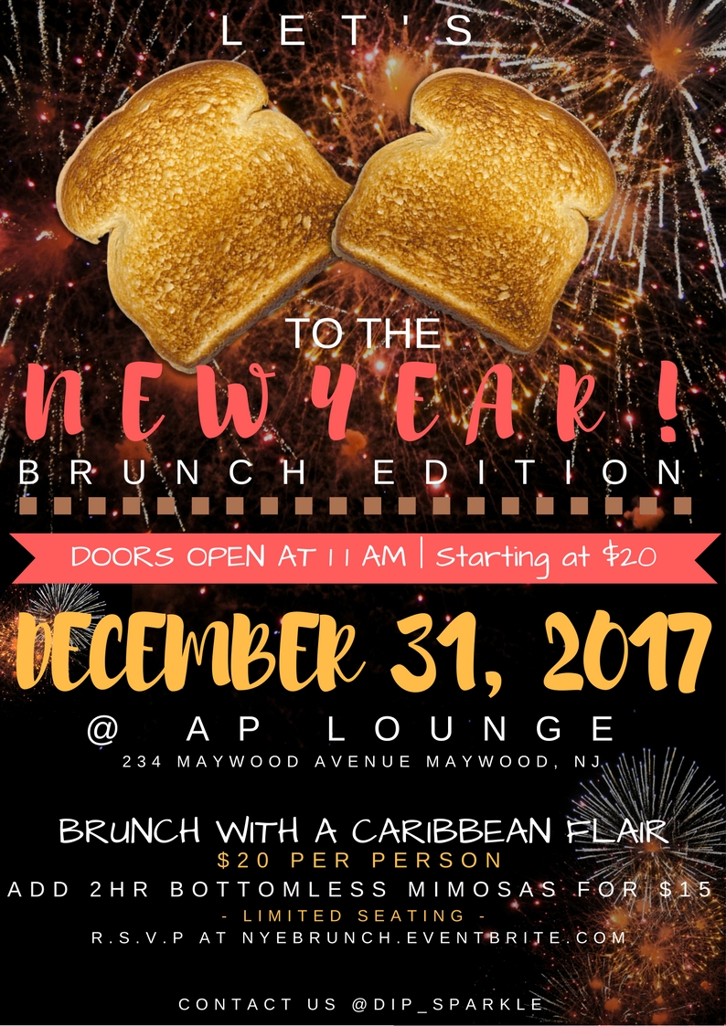NYE Brunch @ Angie's Place