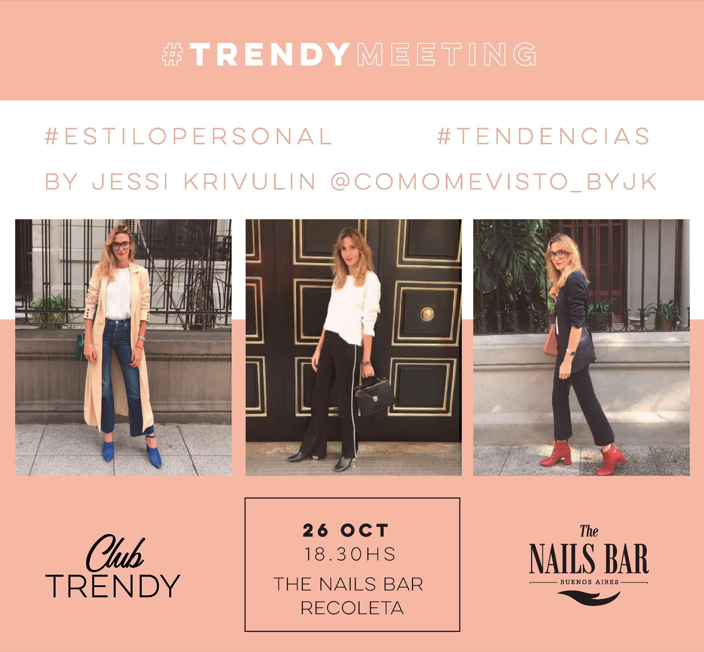 Trendy Meeting by Jessica Krivulin