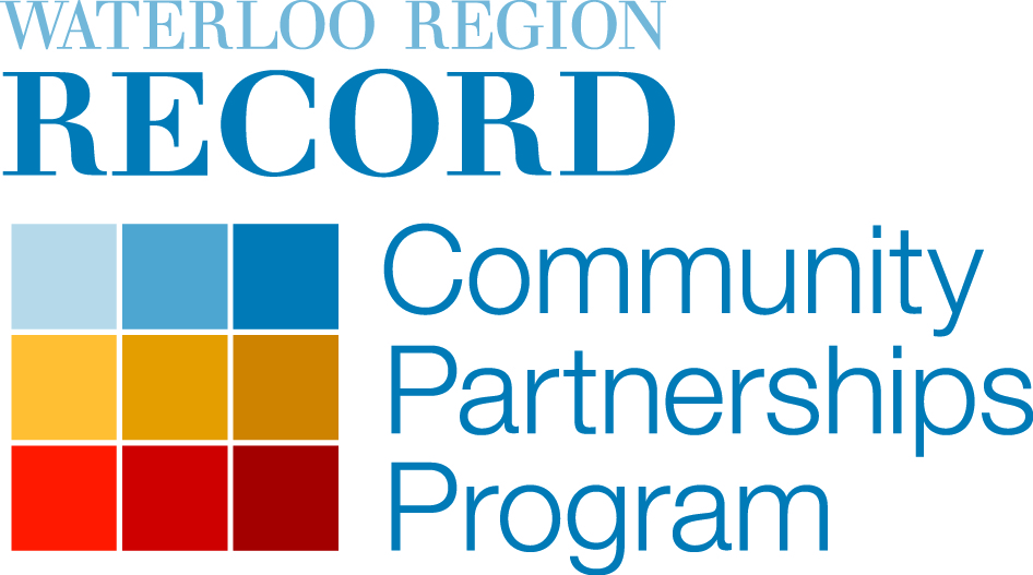 Waterloo Record Community Partner