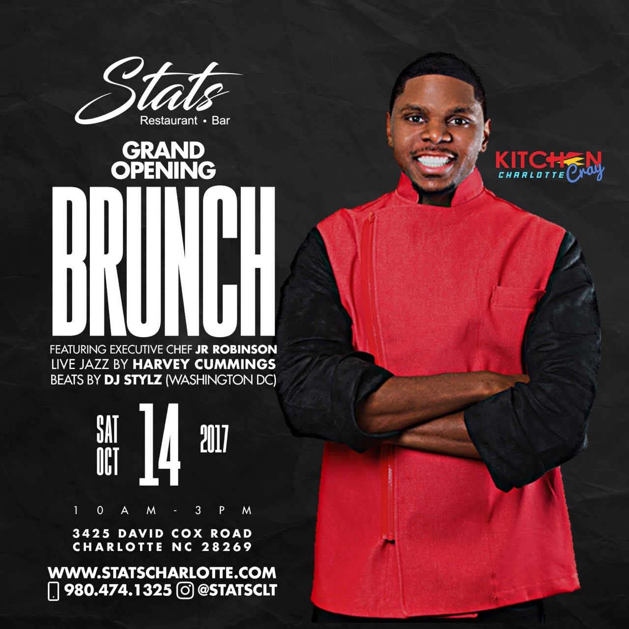 STATS Grand Opening Brunch