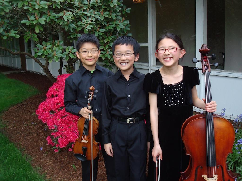 AMNW Annie's Trio