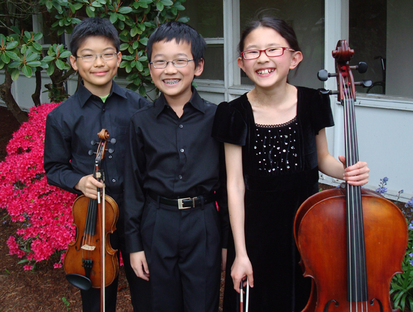 Academy Youth Trio