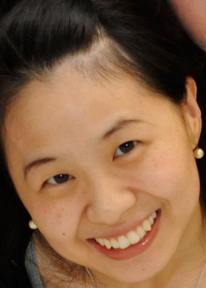 Pam Liu, Violinist