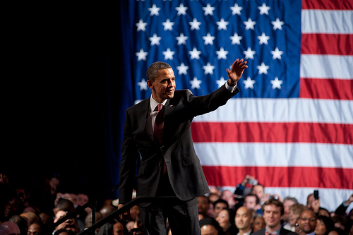 Image courtesy Barack Obama on Flickr / Creative Commons