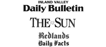 The Inland Valley Daily Bulletin, The San Bernardino Sun and Redland Daily Facts