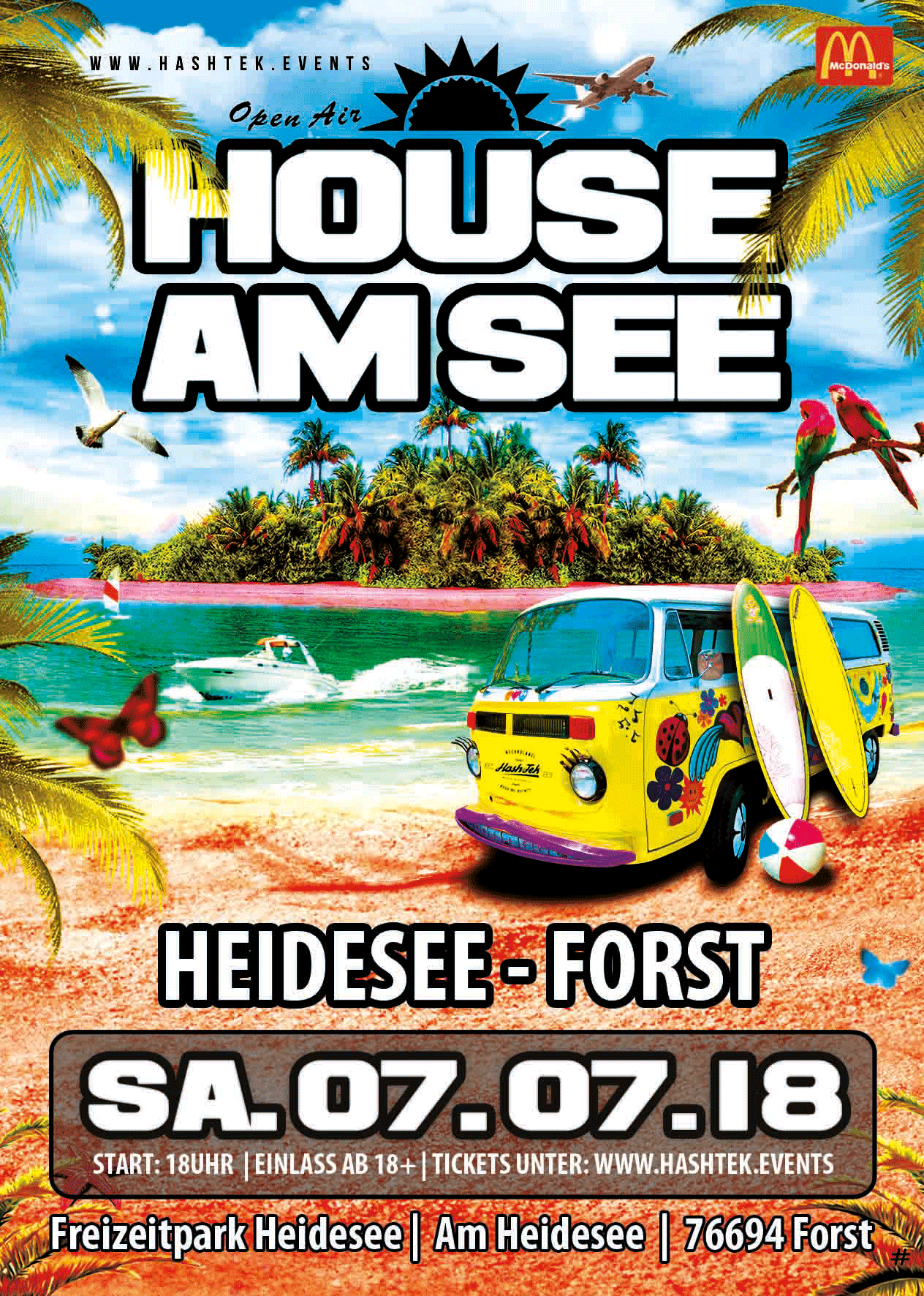 HOUSE AM SEE - Forst - Heidesee