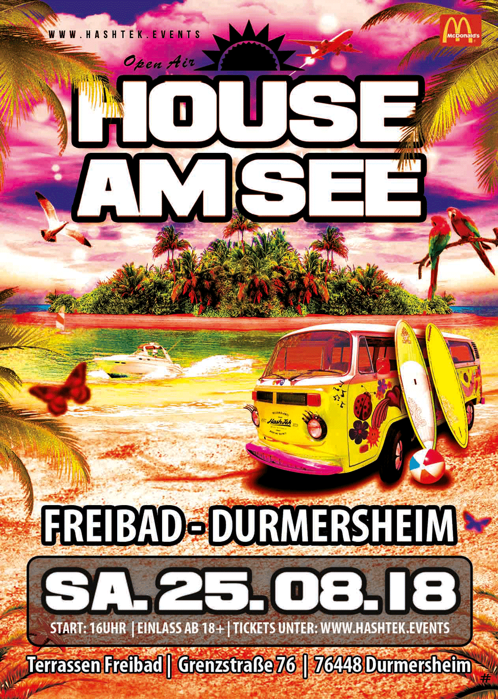 HOUSE AM SEE - Durmersheim - Freibad