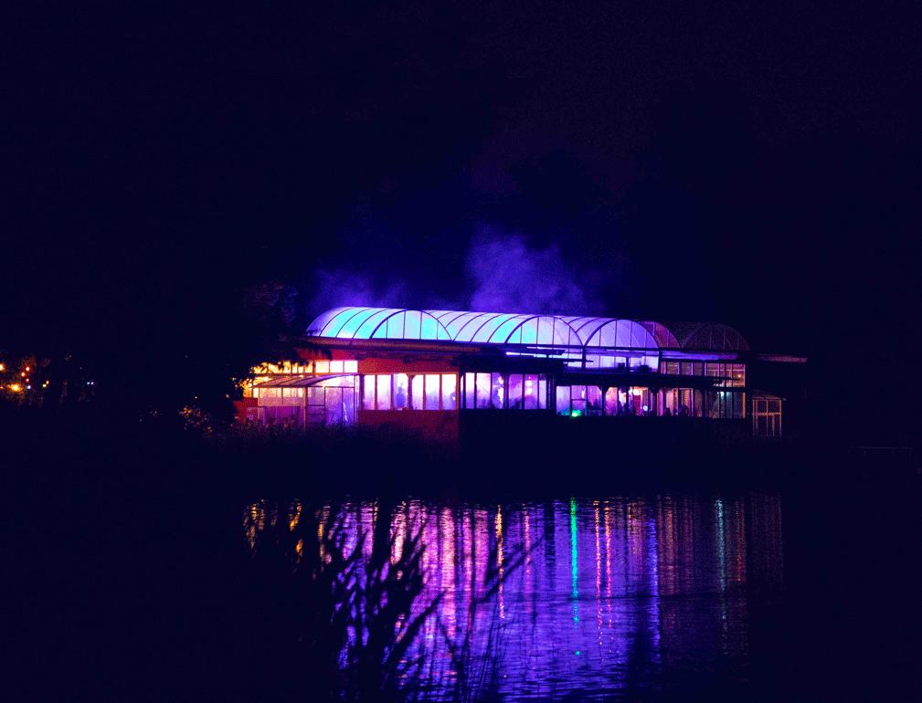 Mosquito Strandbar Hügelsheim Eländersee