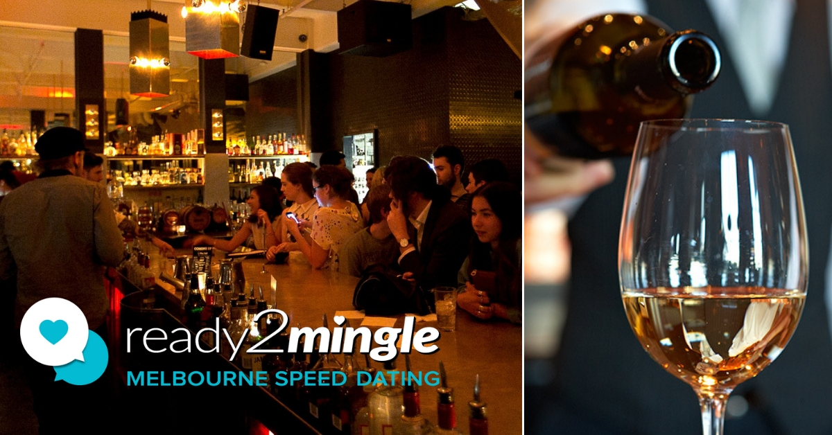 The Toff in Town - Melbourne Speed Dating 25-38