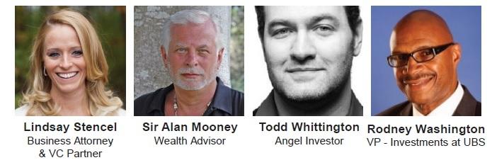 Lindsay Stencel - Sir Alan Mooney - Todd Whittington - Rodney Washington