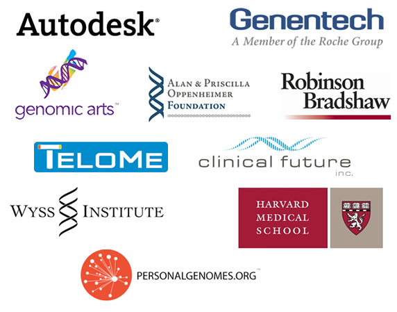 Sponsors of 2012 GET Conf