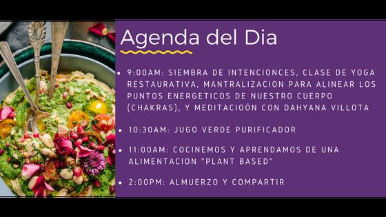 Agenda del dia