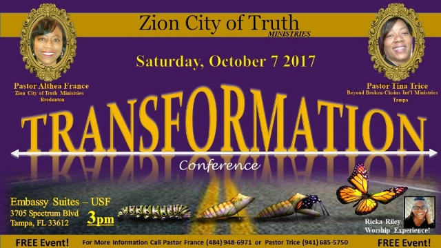 TRANSFORMATION CONFERENCE